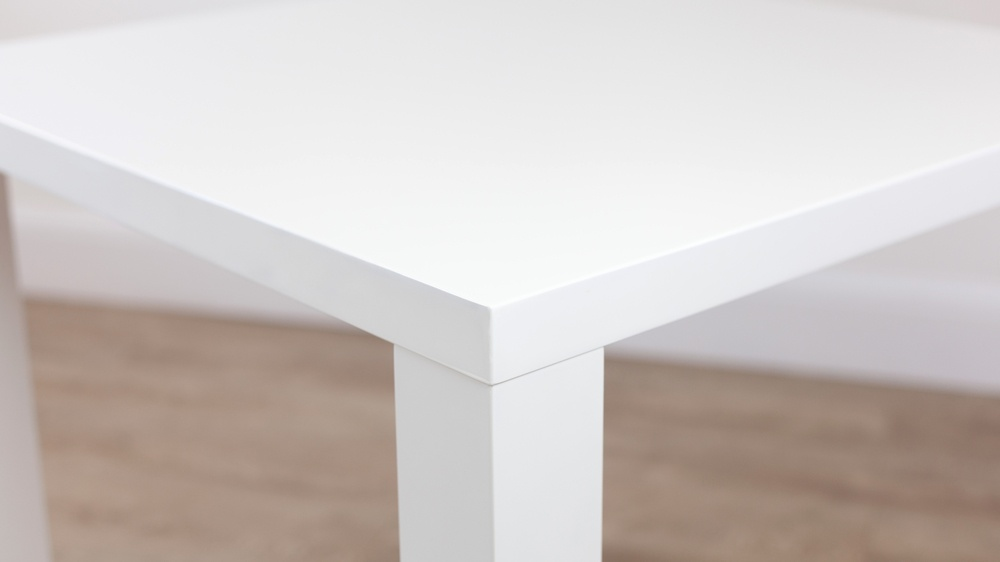 High Quality White Gloss Table