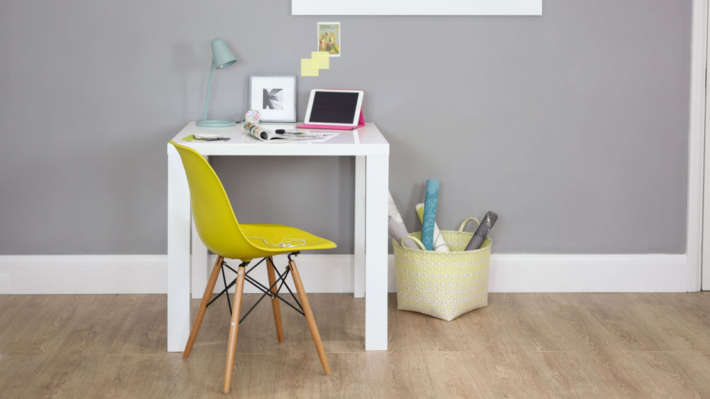 Cheap White Gloss Desk
