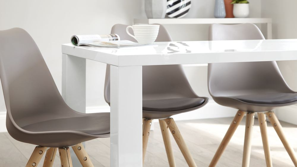 buy white gloss table