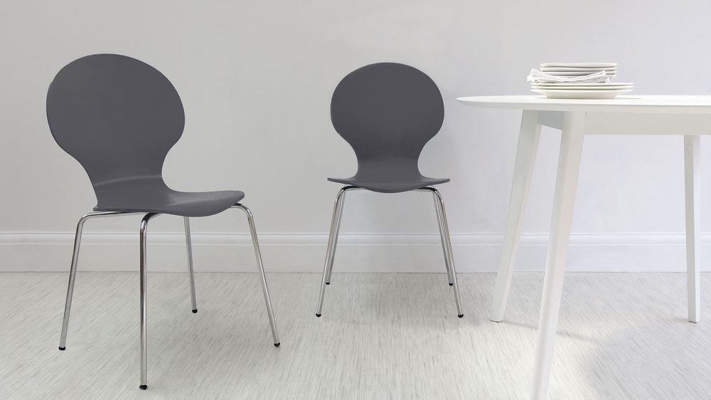 Grey Dining Chairs