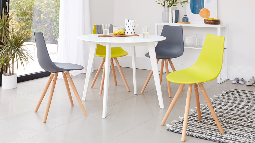 easy clean modern chairs