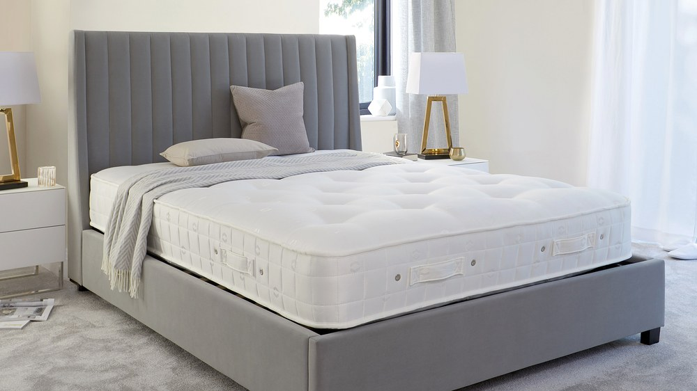 Forever Wellness 1700 Pocket Spring Double Mattress