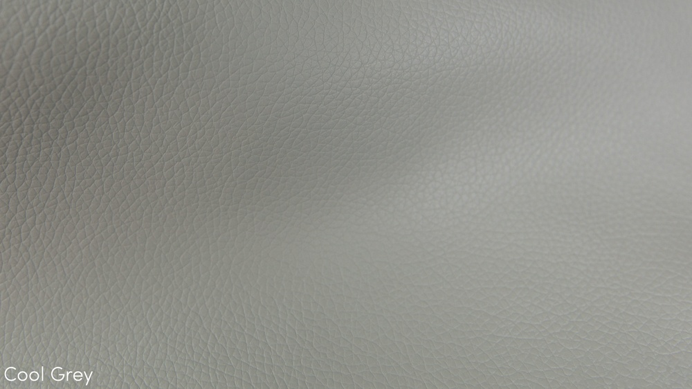 Light Grey Faux Leather