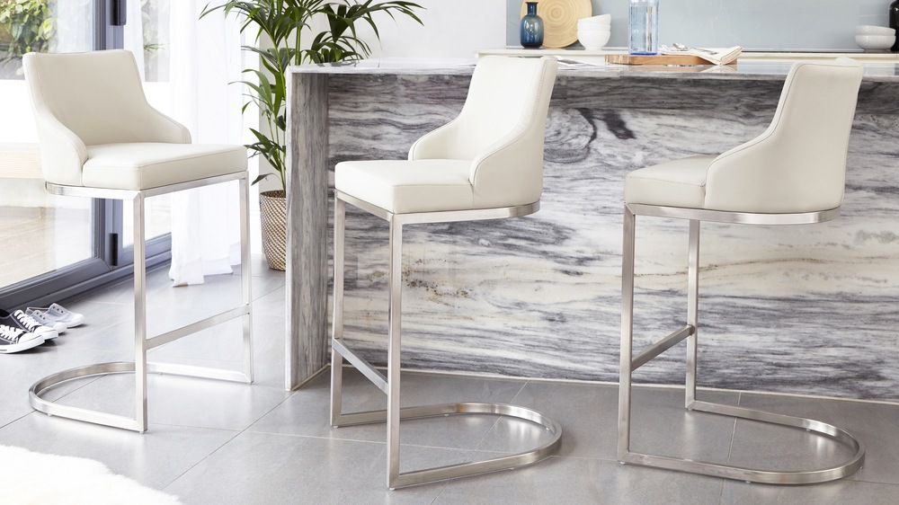 Cool grey form julia kendall barstools