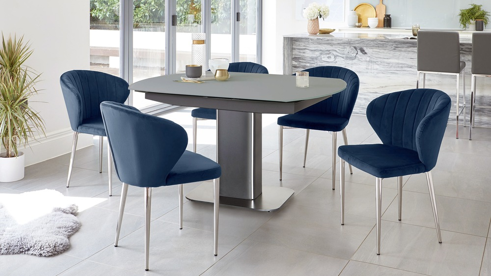 6 to 8 seater dining set