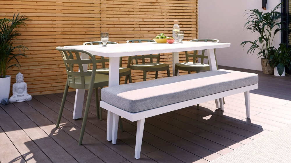 Large garden furniture sets