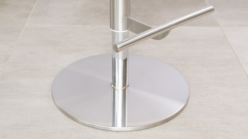 Stainless steel high quality bar stools