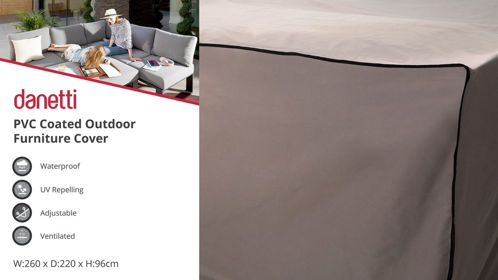Large Outdoor Furniture Cover