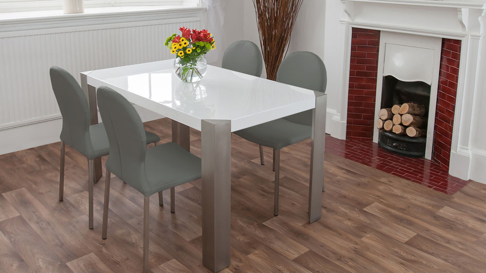 Stylish Round Backed Dining Chairs