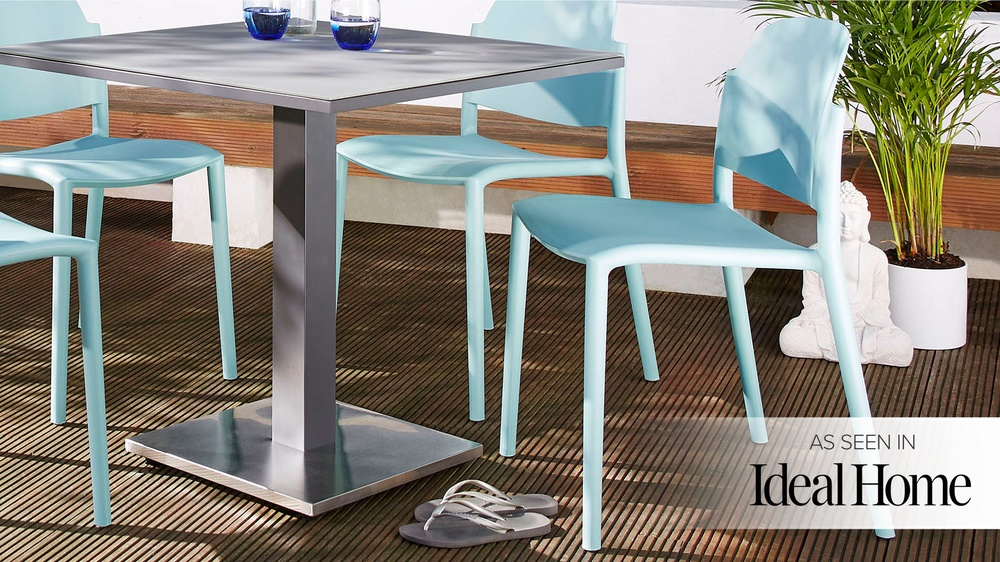 Lola garden dining chair