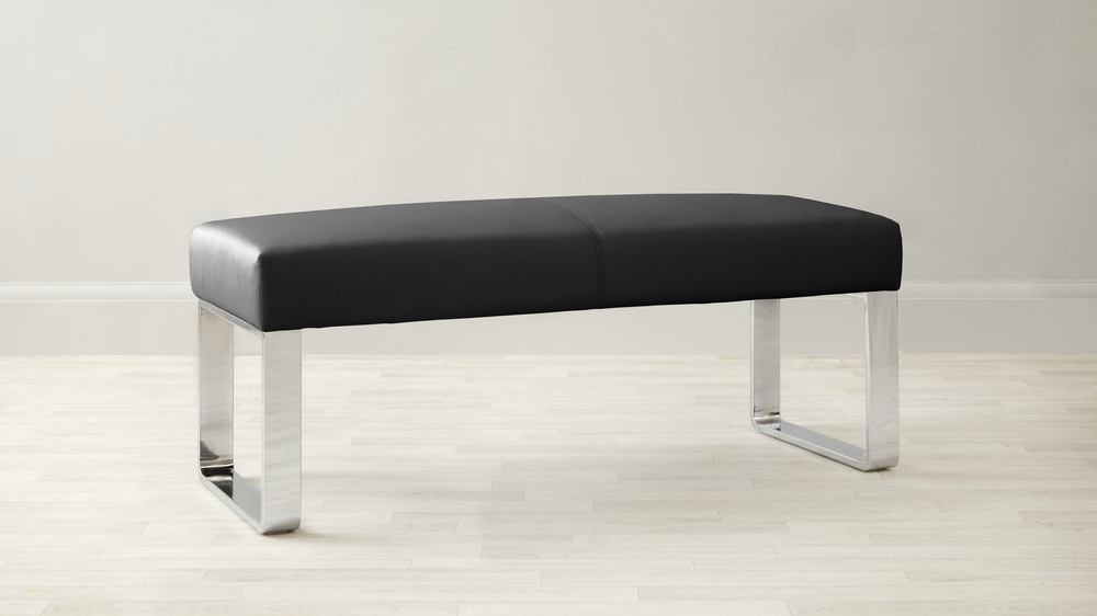 Loop 2 Seater Dining Bench Without Backrest Danetti