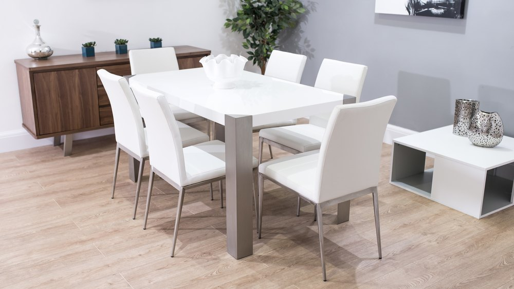 White Dining Set UK