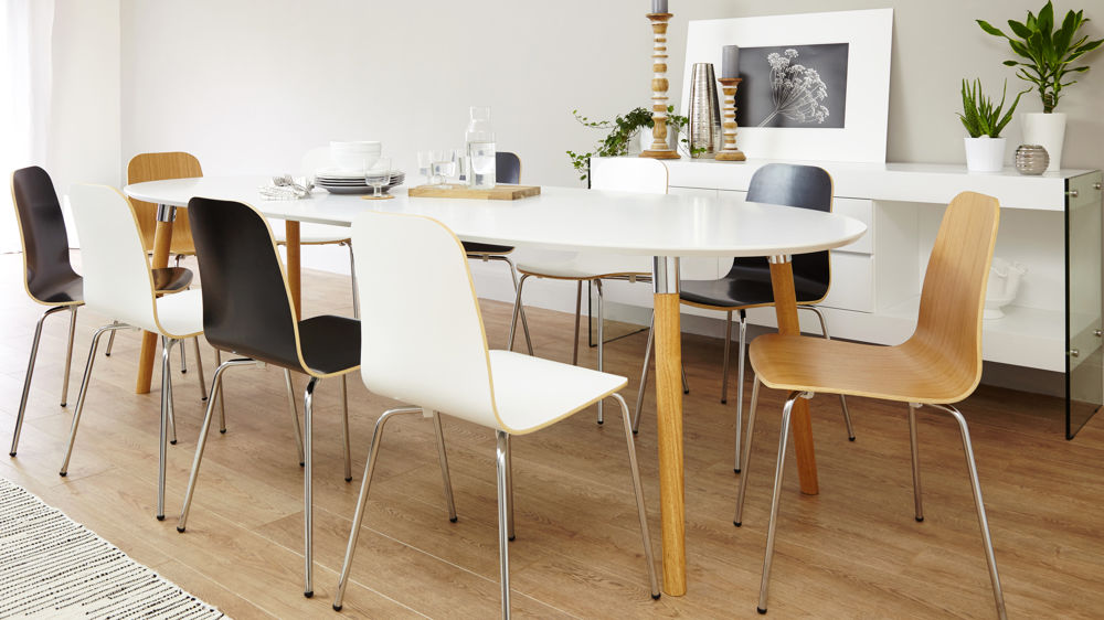 Extending dining set modern dining table and chairs uk for 10 seater dining table uk