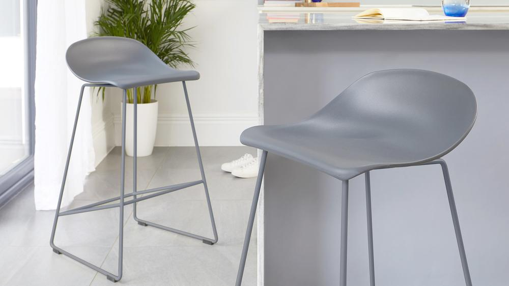 Comfortable simple bar stools