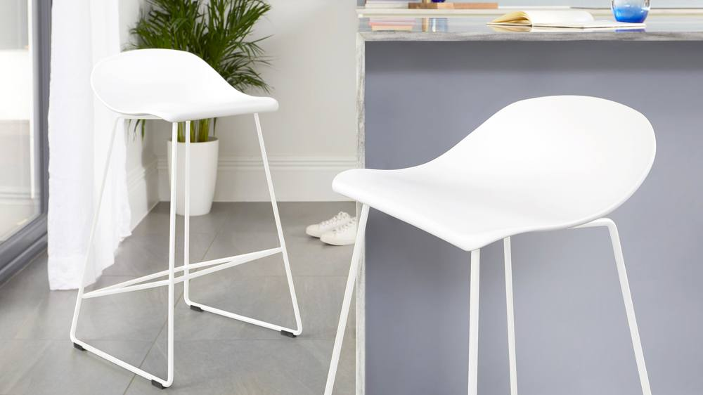 Modern simple bar stools