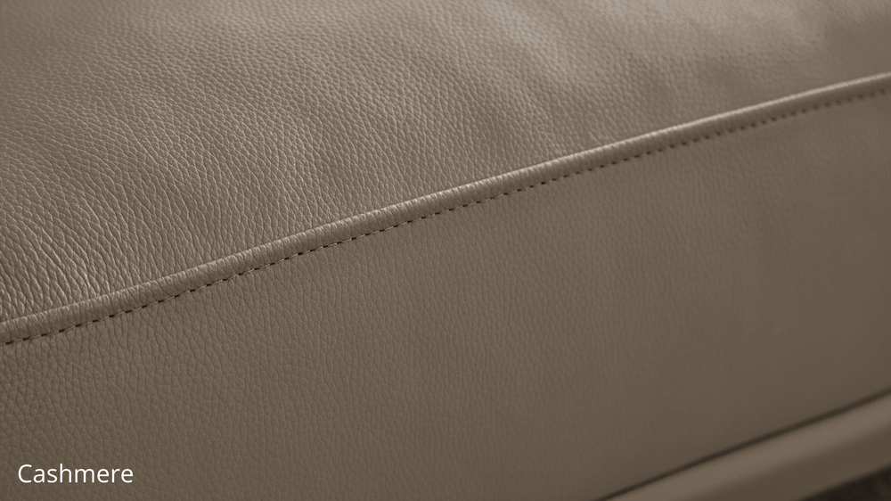 Cashmere Durable Leather