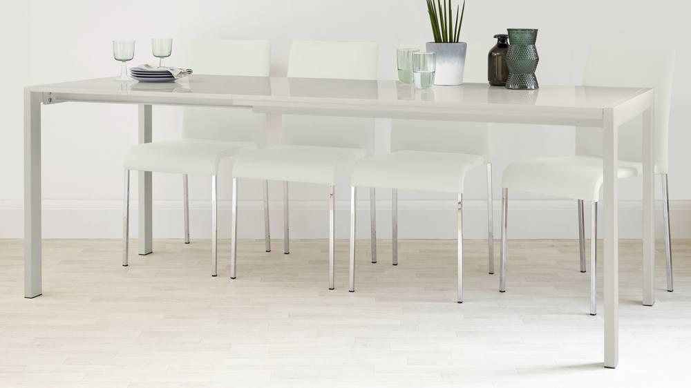 8 Seater Modern Gloss Dining Table