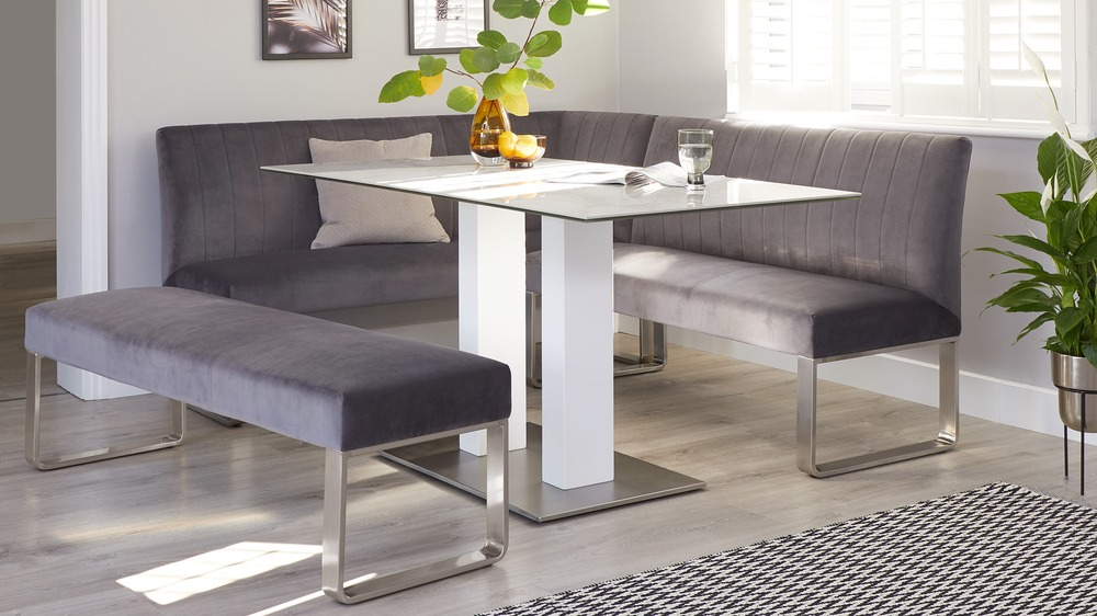 stainless steel bench sets