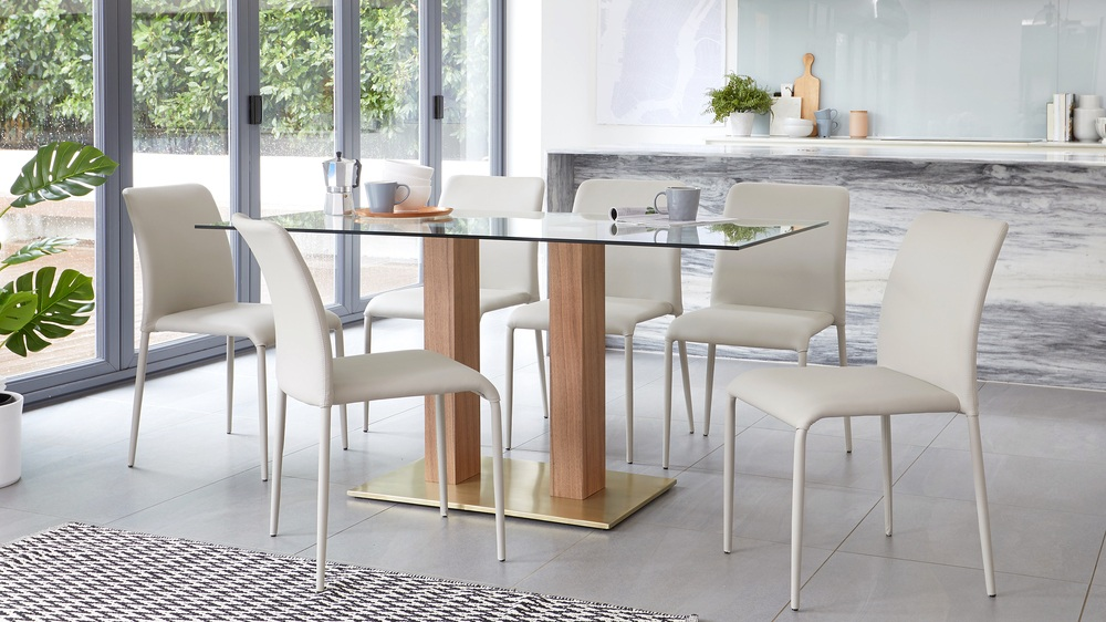stackable dining sets
