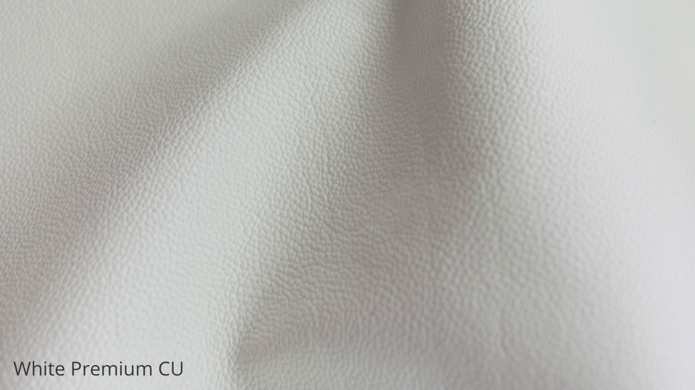 White Premium Faux Leather