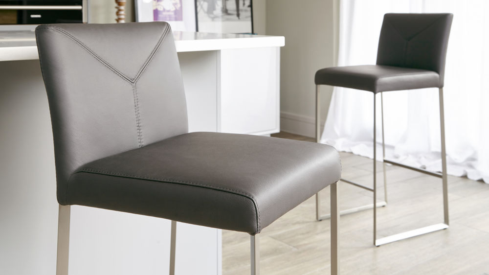 Modern Fixed Height Bar Stools