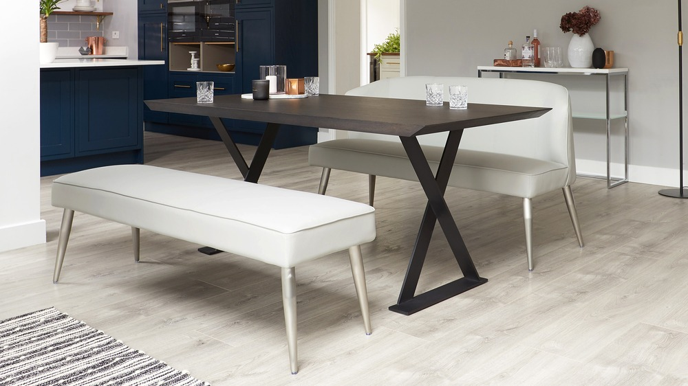 Modern dining bench sets