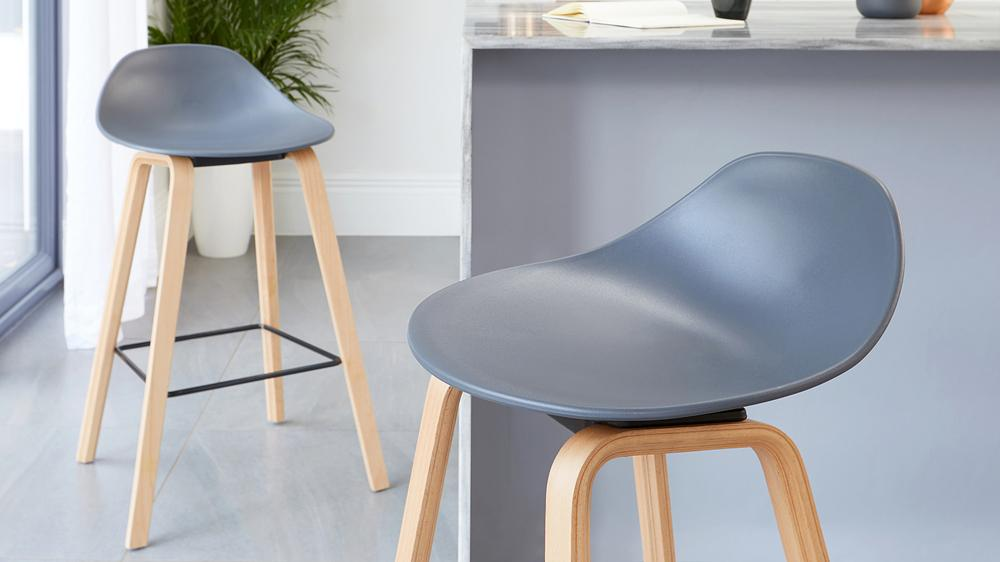 Buy modern wooden dining chairs
