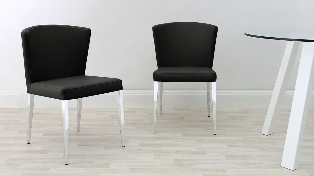 Affordable Black Dining Chairs