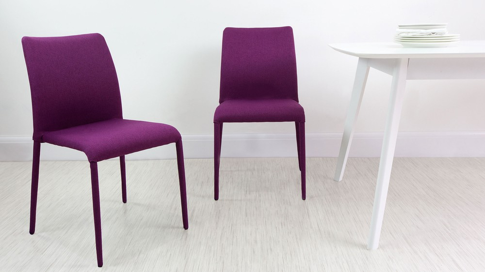 Coloured Dining Chairs