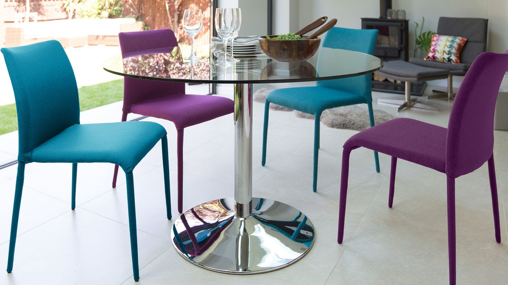 Bright Coloured Dining Set UK