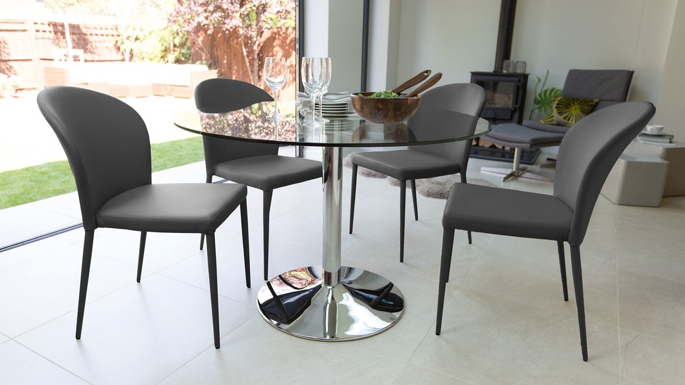 Contemporary Small Dining Set