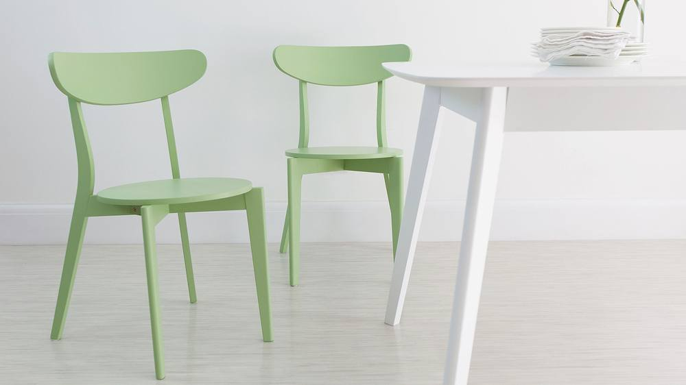 Green Dining chair under £50