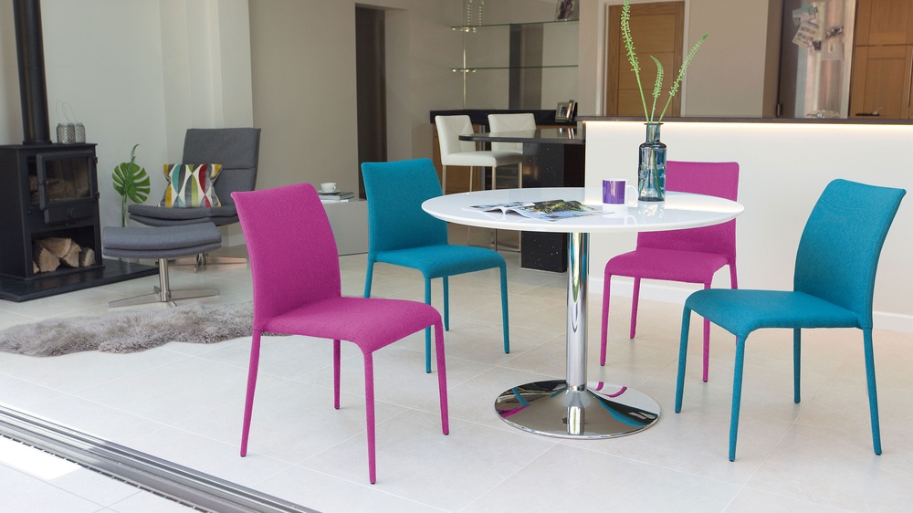 Contemporary 4 Seater Dining Set