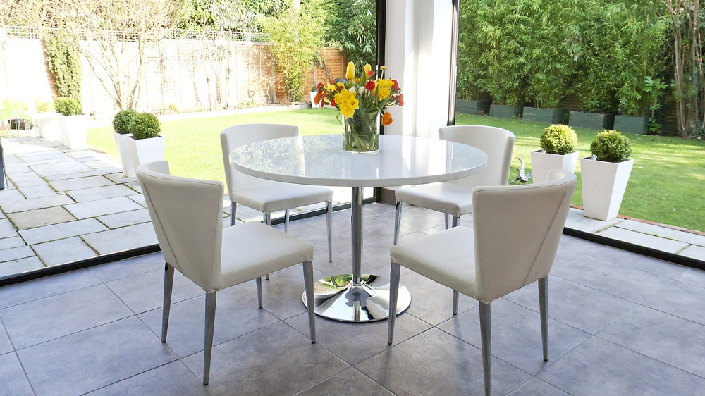 Stylish 4 Seater Dining Set UK