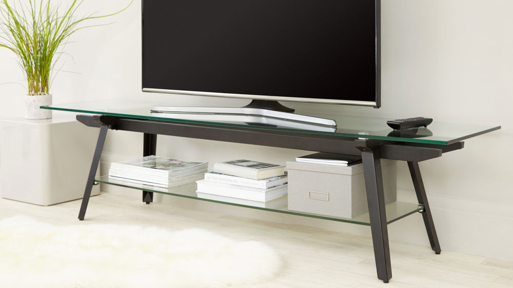 Modern Glass TV unit