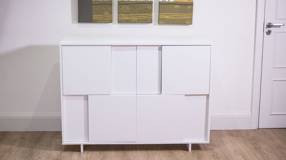 White Wooden Sideboard UK