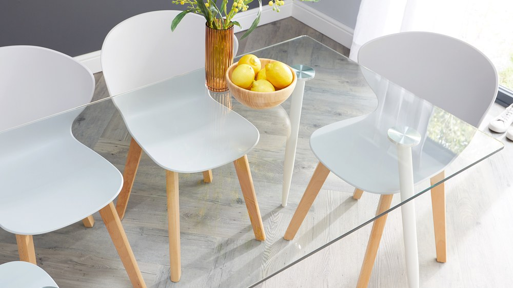 Easy clean dining chairs