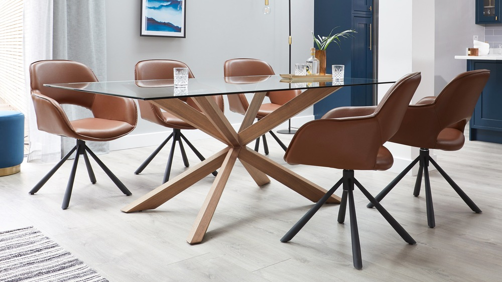 Large modern dining sets