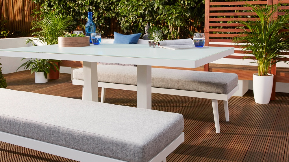 Buy 6 seater garden tables online