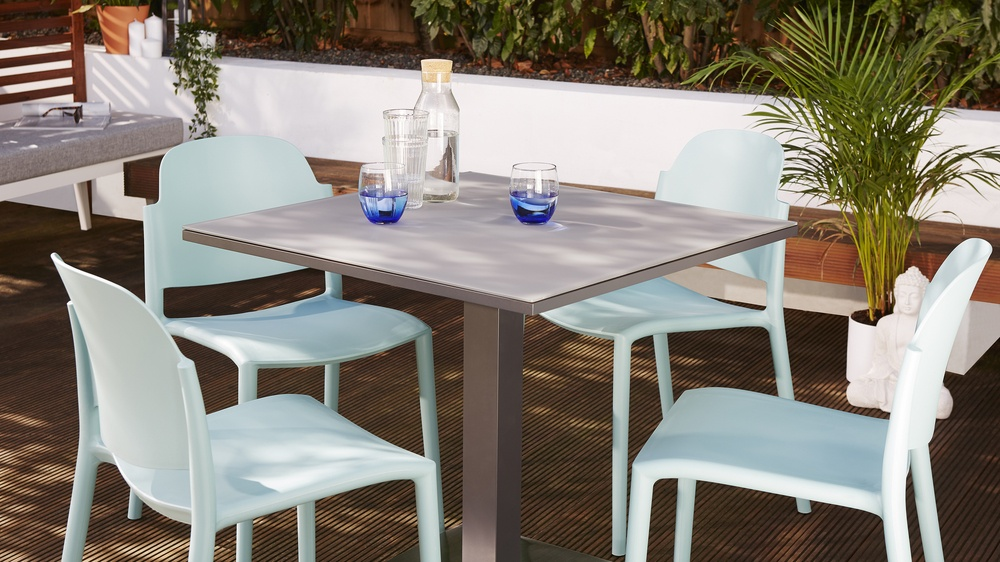 Buy modern small outdoor tables