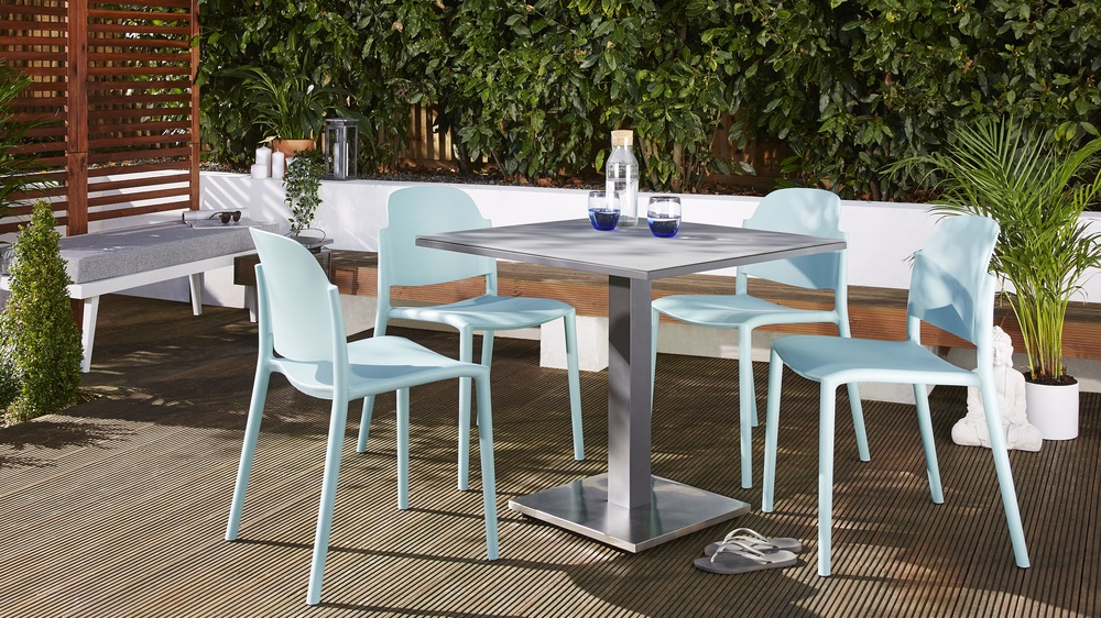 2-4 seater garden dining sets