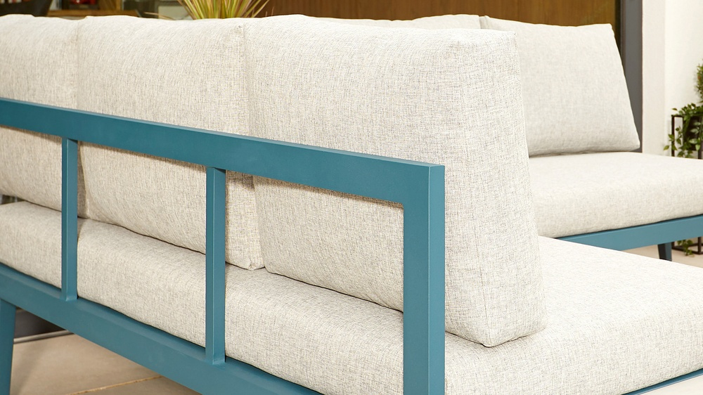 Right hand corner bench sets