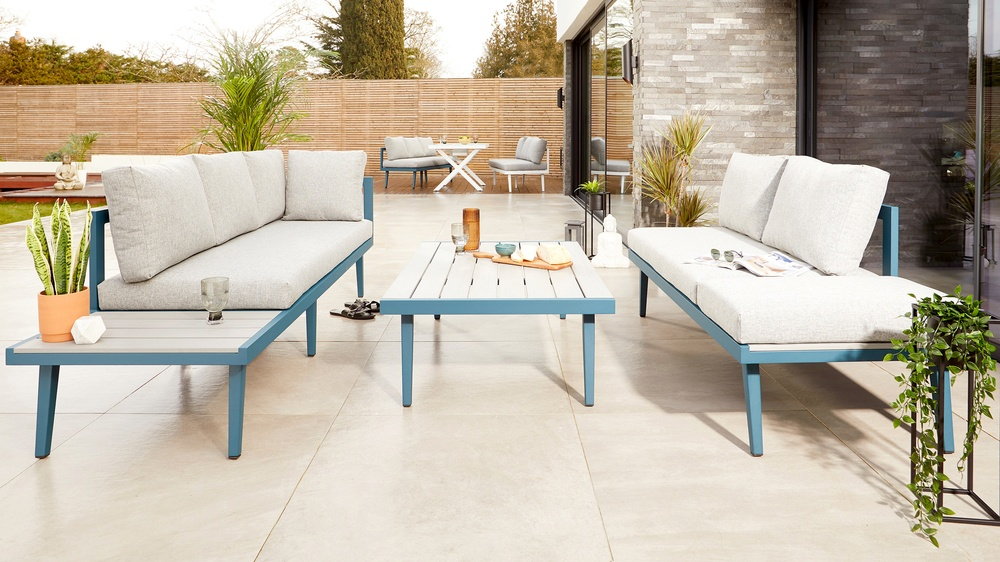 Modern garden furniture