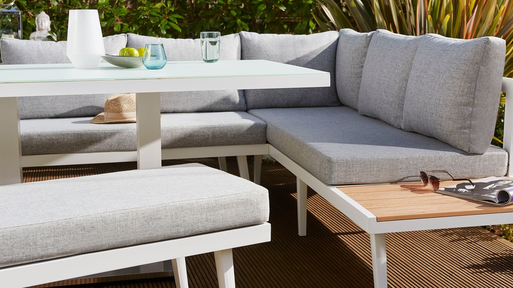 Modern large garden furniture
