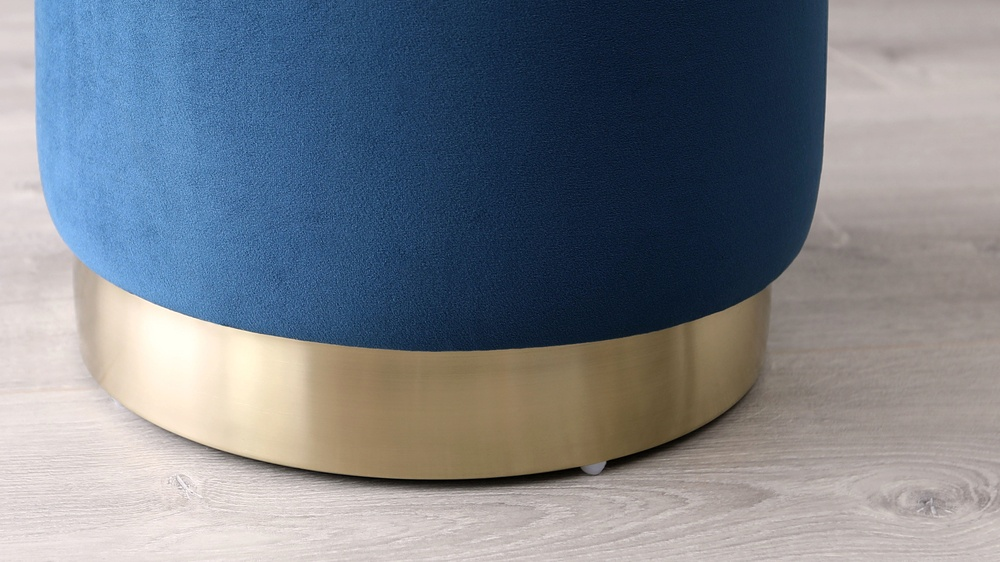 Blue contemporary stools uk