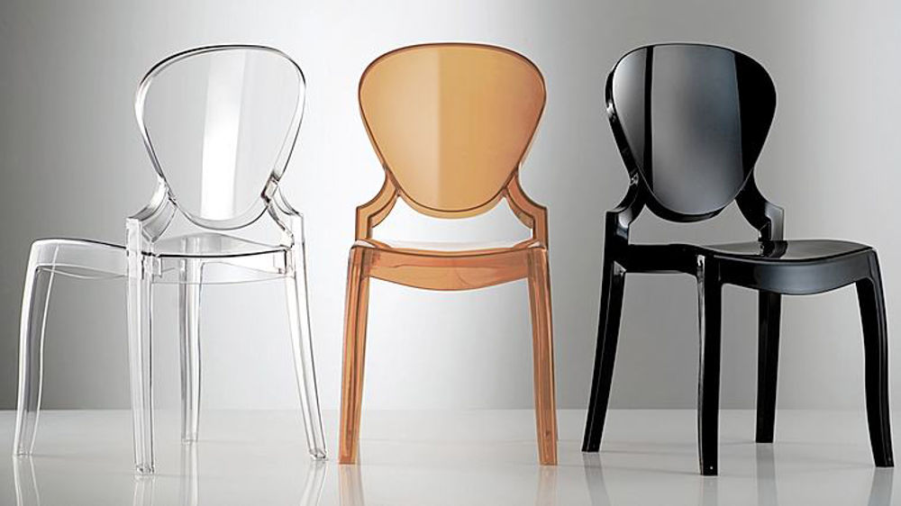 Ghost Style Dining Chairs