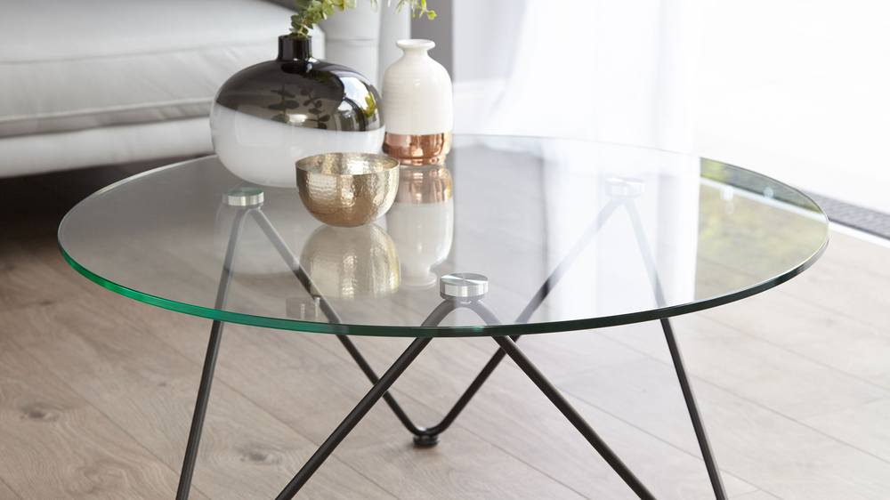 Buy glass coffee table