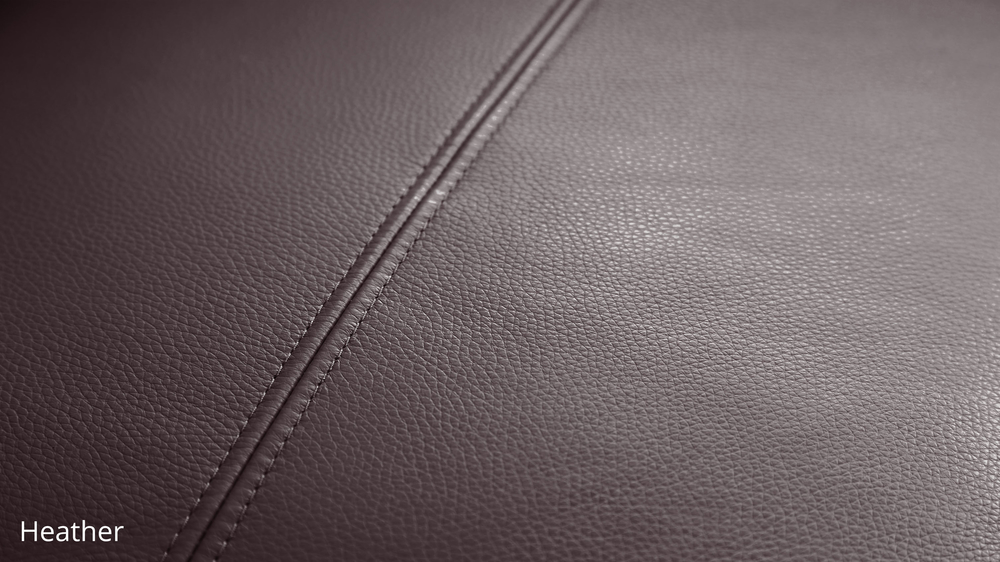 Heather Textured Leather