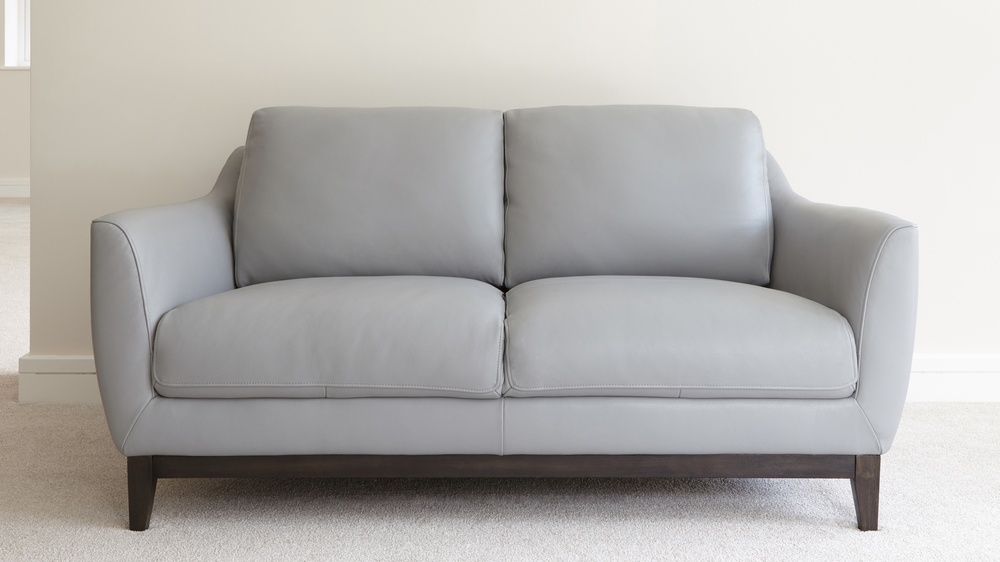 Modern Leather Sofa | UK Delivery