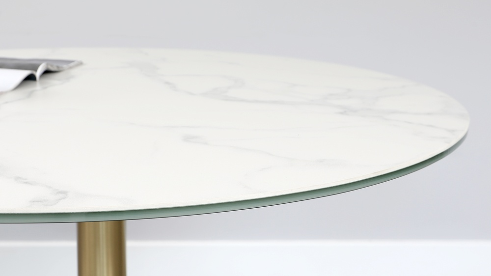 Romeo 4 seater marble table